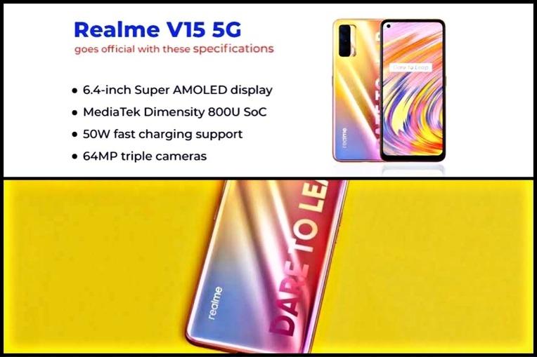Realme V15